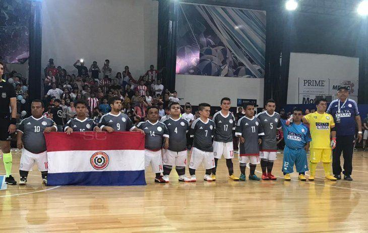 Los albirrojos dejaron en alto el nombre de Paraguay.