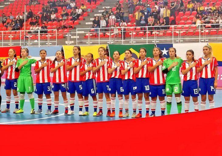 Las paraguayas cayeron en la final ante Brasil.