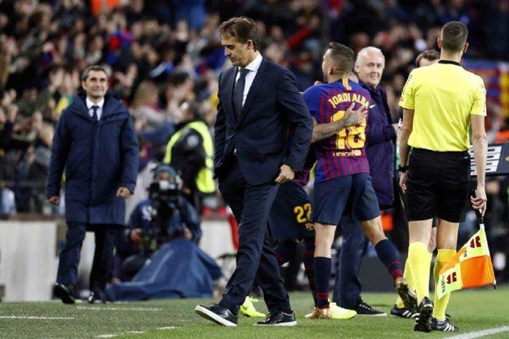 Julen Lopetegui deja de ser entrenador del Real Madrid.