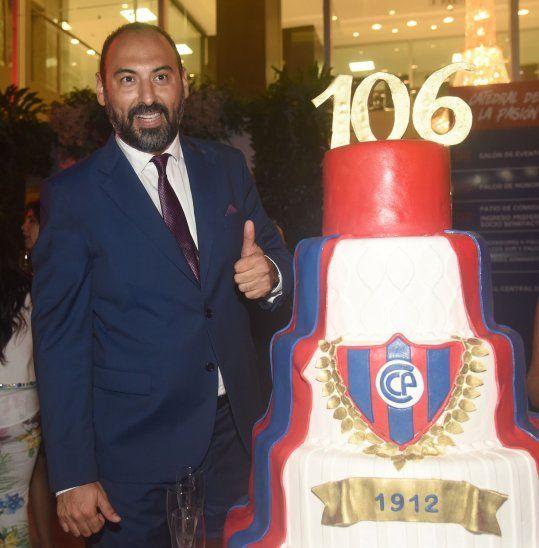 Raúl Zapag oficializa este miércoles su candidatura a presidente de Cerro.
