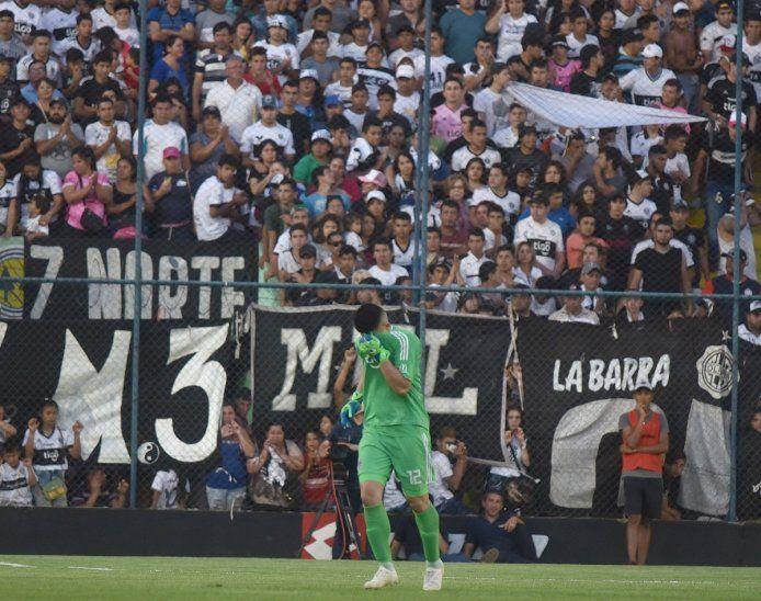 Alfredo Aguilar es la duda en el equipo de Garnero.