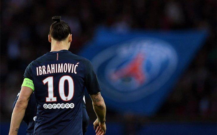 Ibrahimovic dice que hizo todo lo posible para frustrar su fichaje por el PSG.