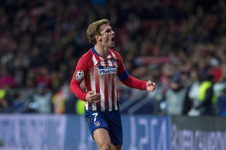 Griezmann dejaría el Atlético de Madrid para ir al Barcelona.