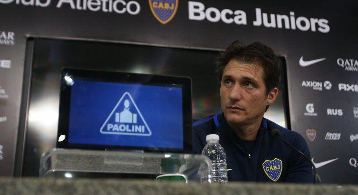 Guillermo habló en conferencia de prensa este miércoles.