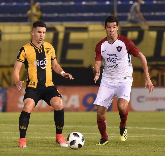 Morel y Cáceres se volverán a ver este jueves.