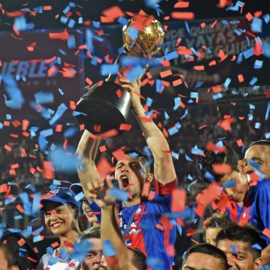 Rodrigo Rojas tiene contrato con Cerro hasta el final del 2018.