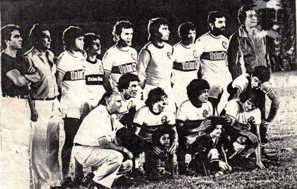 Olimpia dio un paso al título en aquel domingo de Copa.