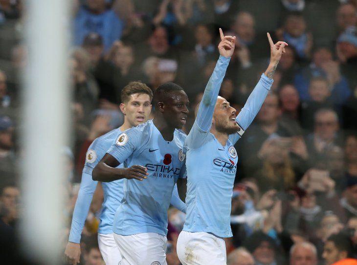 El City se impuso al United.