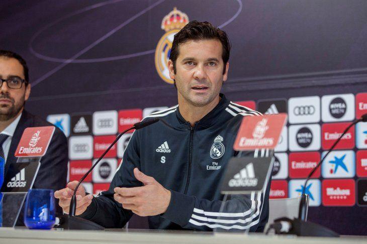 Solari se hará formalmente DT del Real Madrid.