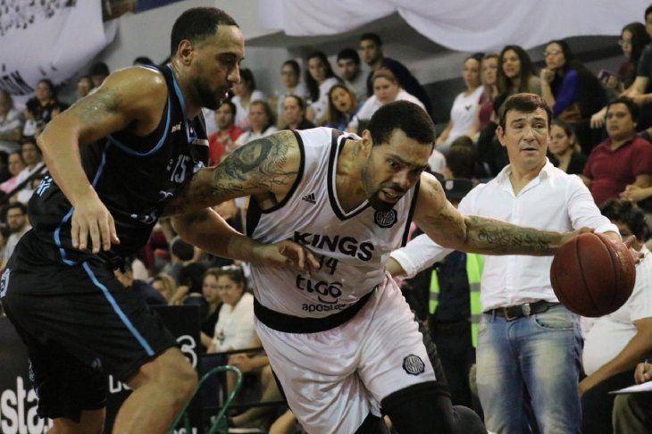 Olimpia King juega las semifinales de la Liga Sudamericana.