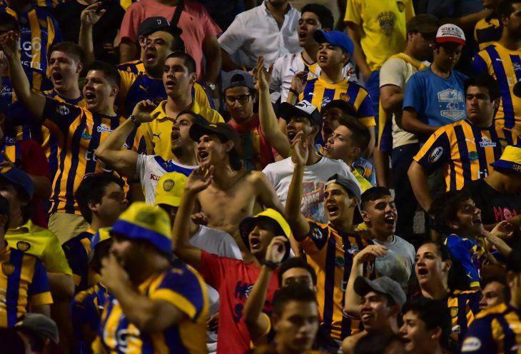 Los hinchas del Sportivo Luqueño se ilusionan con la permanencia.