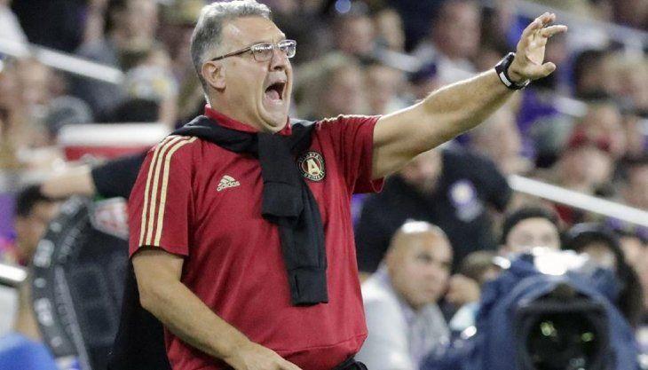 Gerardo el Tata Martino es elegido como el mejor entrenador del año en la Major League Soccer.
