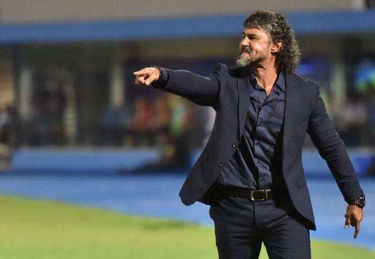 Leonel Álvarez recuperó a Jorge el Pollo Recalde y Ángel Cardozo Lucena para la recta final del Clausura.