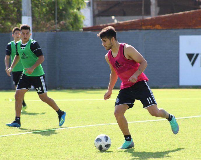 Lateral. Iván Torres se afianzó como lateral izquierdo en el equipo de Daniel Garnero.