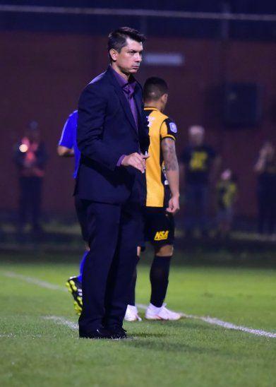 Gustavo Florentín aseguró que para Guaraní hoy la prioridad es la Copa Paraguay.