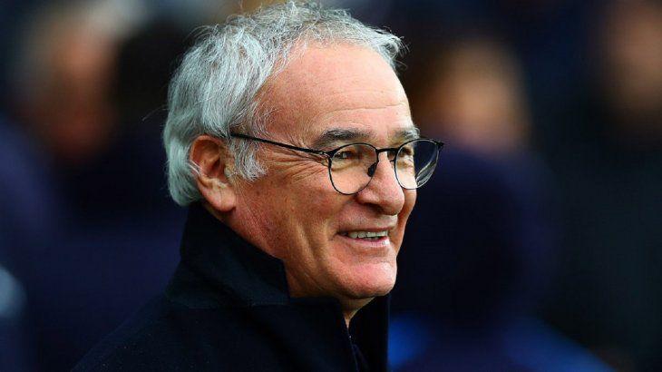 Claudio Ranieri regresa a la Premier League