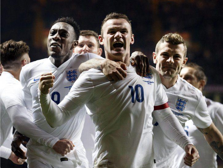 Rooney será homenajeado este jueves en Wembley.