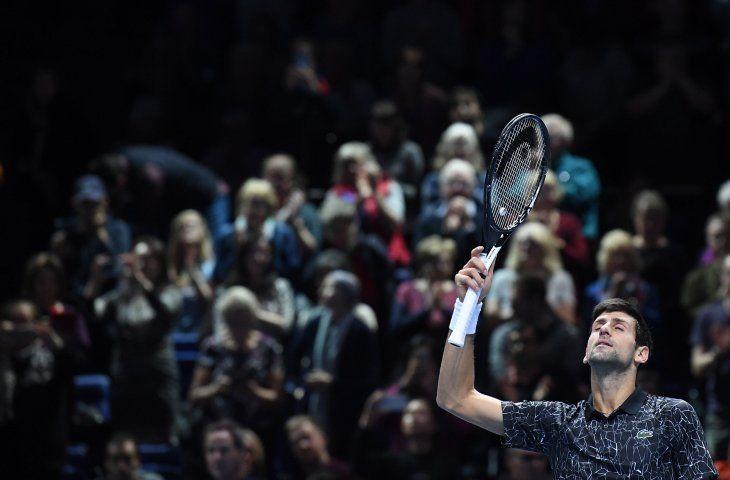 Djokovic se aproxima a los semis.