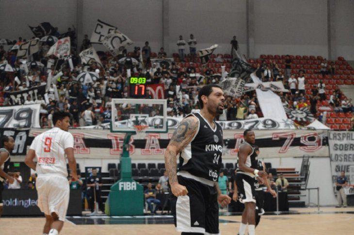 Los Kings se quedaron sin posibilidades de llegar a la final del torneo.