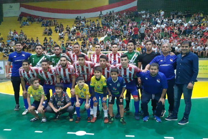 DEFINIDA. La Selección Paraguaya de fútbol de salón es una de las candidatas a llevarse el título en Valledupar