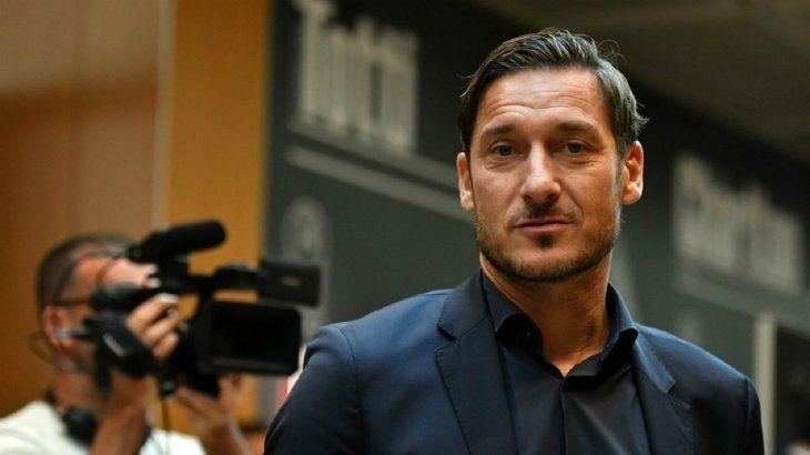 El Roma homenajeará a Totti en el partido contra el Madrid de la Champions.