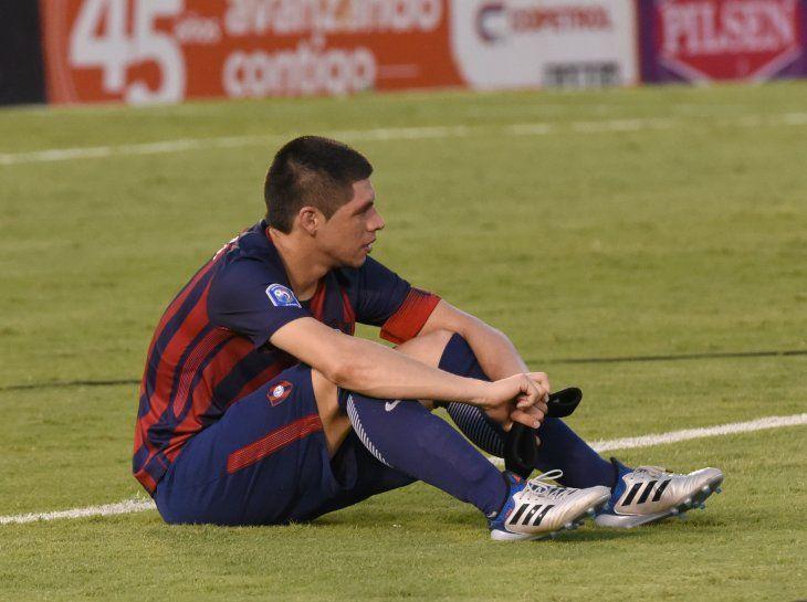 Rodrigo Rojas no seguirá en Cerro Porteño.