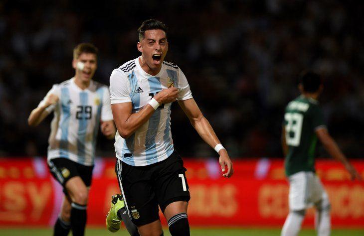 Argentina se impuso a México en Córdoba.