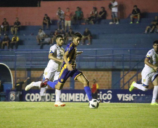 Luqueño y Capiatá empataron en Campo Grande.