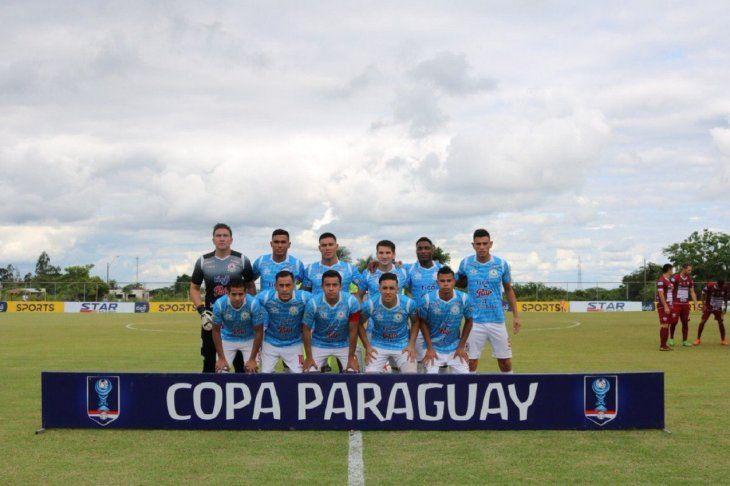 Resistencia confía en dar la noticia y acceder a la final de la Copa Paraguay.