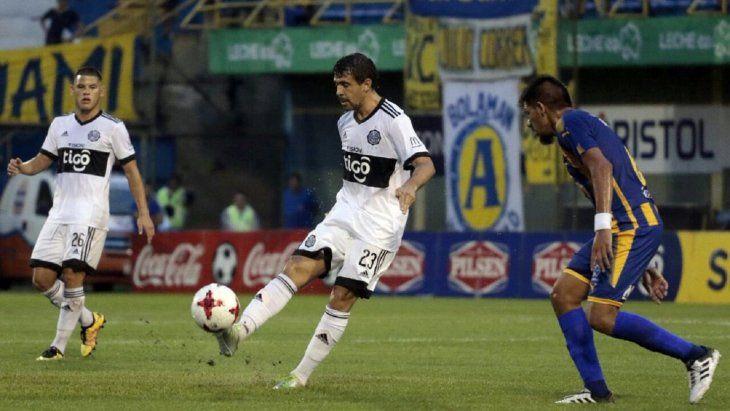 Olimpia y Luqueño chocan en Itauguá.