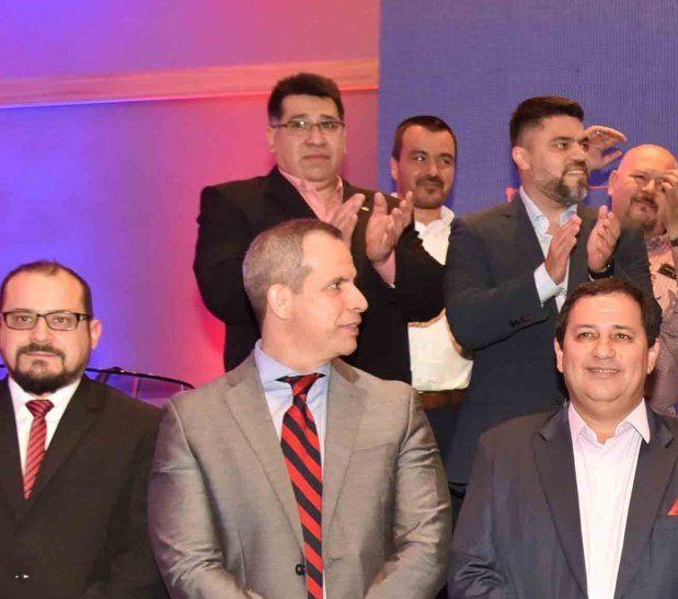Ramón Garay se alejó del movimiento de Lucio Maldonado.