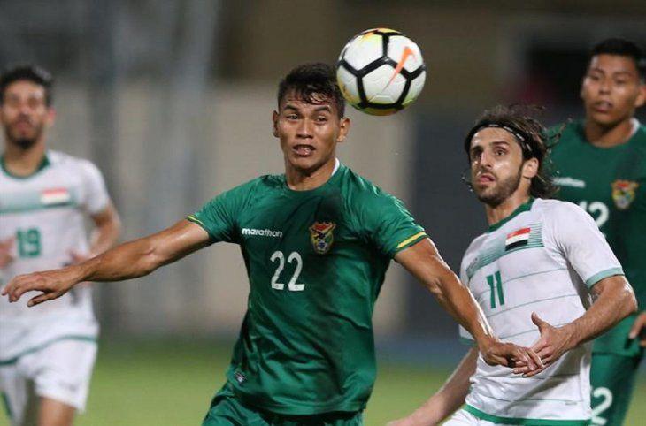 Bolivia empata ante Irak en un duelo sin profundidad ni emociones.