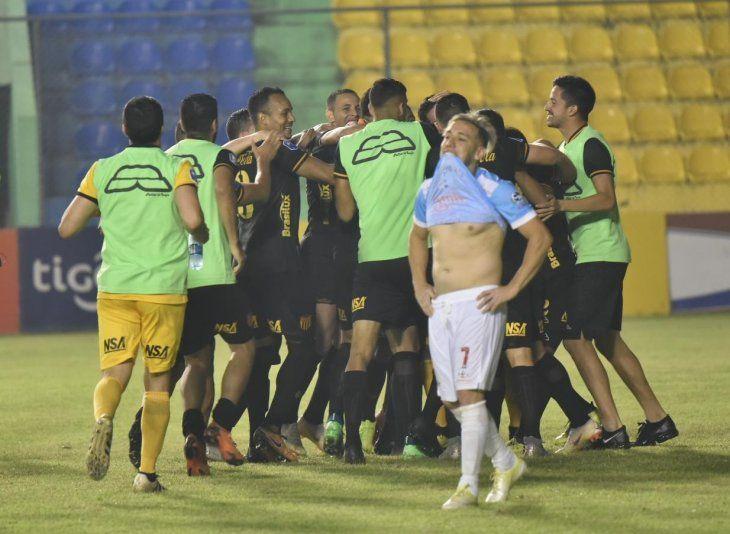 Guaraní es finalista de la Copa Paraguay