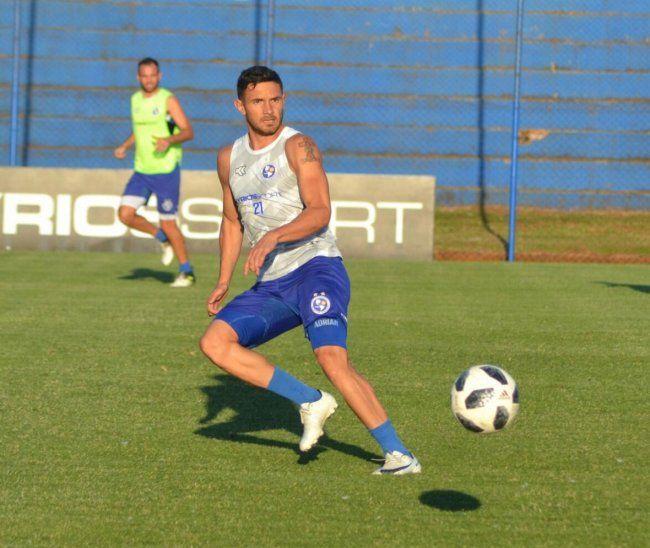 Adrián Martínez reaparecería en el Danzarín.