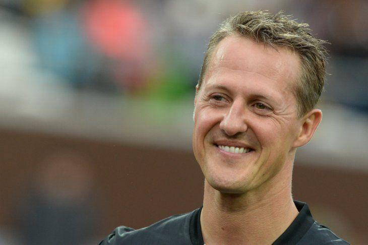 Sale a la luz entrevista inédita de Schumacher