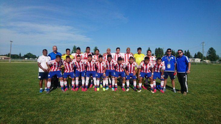 Paraguay tendrá torneo de fútbol para las comunidades originarias.