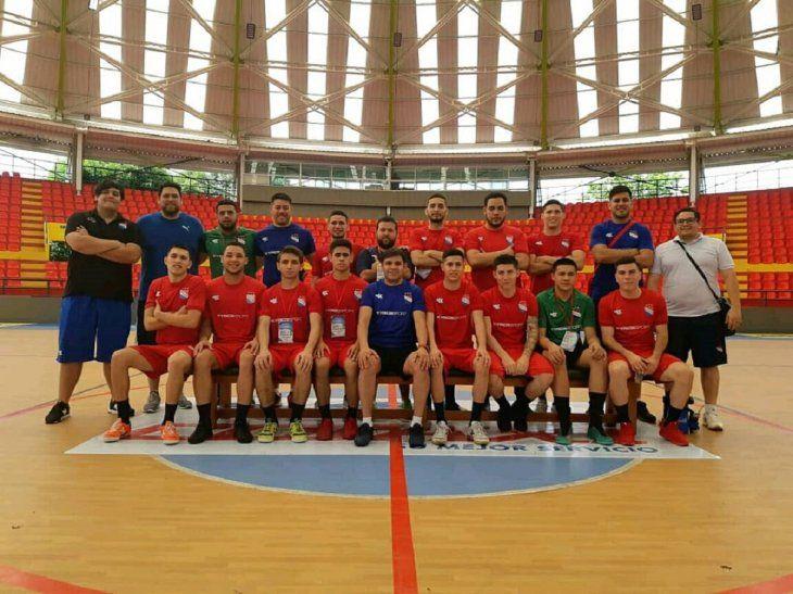 CON FE. La Selección Paraguaya C20 está confiada en dar la sorpresa en el Mundial de Valledupar