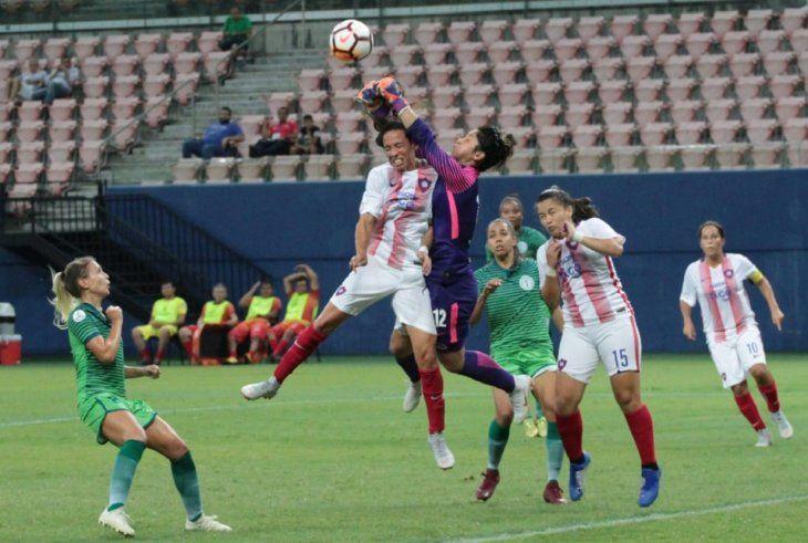 Cerro Porteño todavía no pudo ganar en la Copa Libertadores Femenina.
