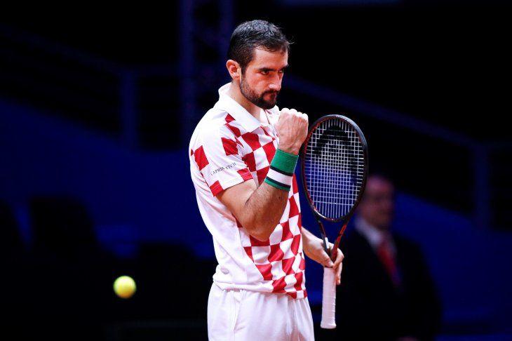 Croacia saca ventaja en la final.