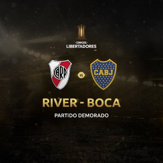 River Plate y Boca Juniors siguen expectantes de la decisión final de la Conmebol.