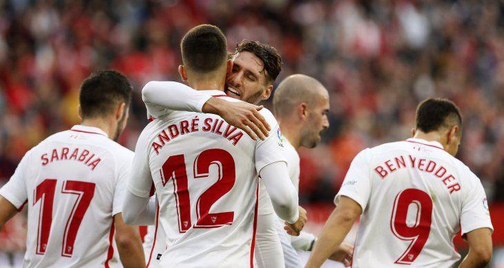 Sevilla es el nuevo líder en España.