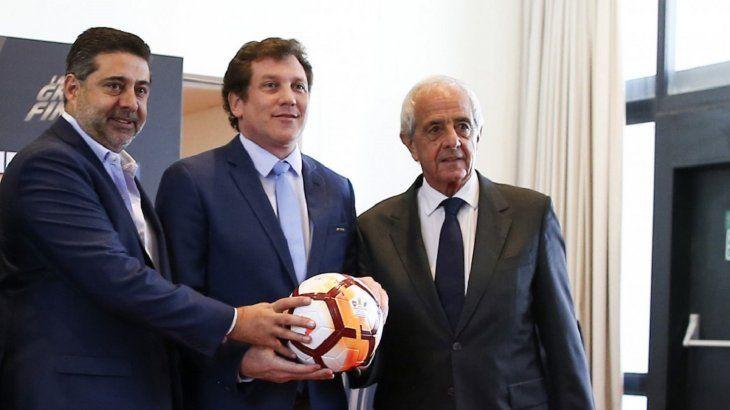 Se define el futuro de la Copa Libertadores de América.