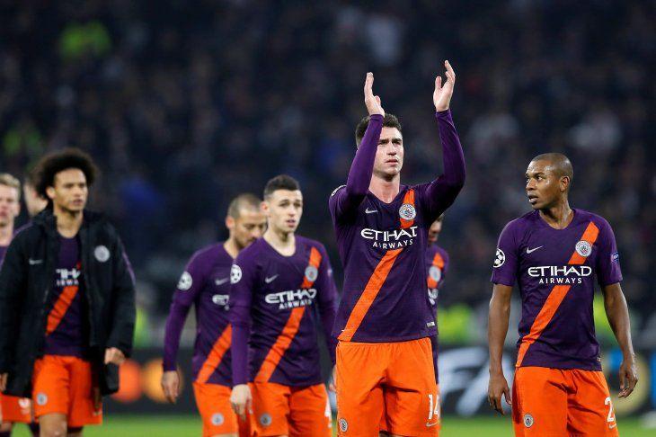 El City consiguió su clasificación a octavos.