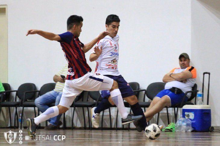 El Ciclón está en semifinales de la Copa Paraguay de Futsal FIFA.