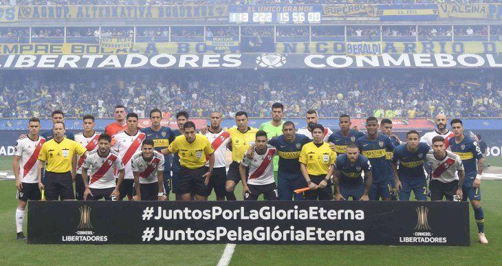 Boca Juniors y River Plate irán por la gloria en el Santiago Bernabéu de Madrid