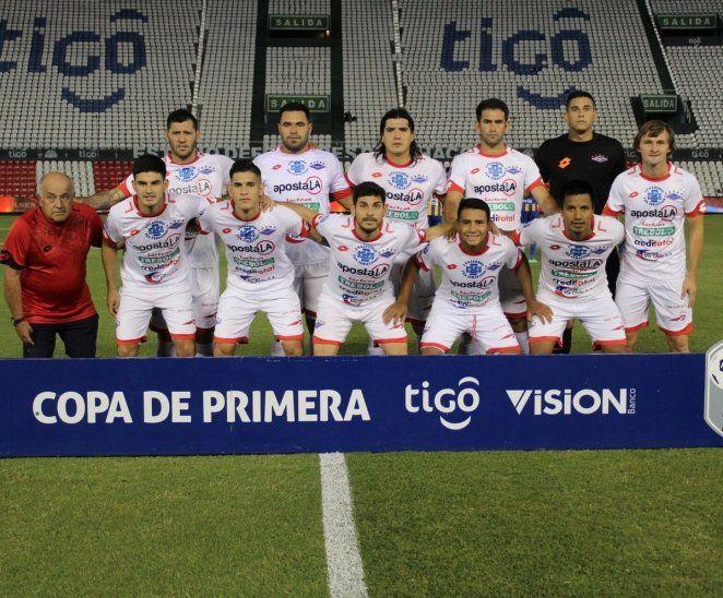 Independiente de Campo Grande no pudo mantener la categoría.