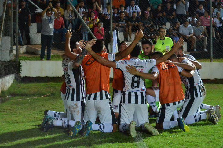 Santaní logró una clasificación histórica a la Copa Sudamericana