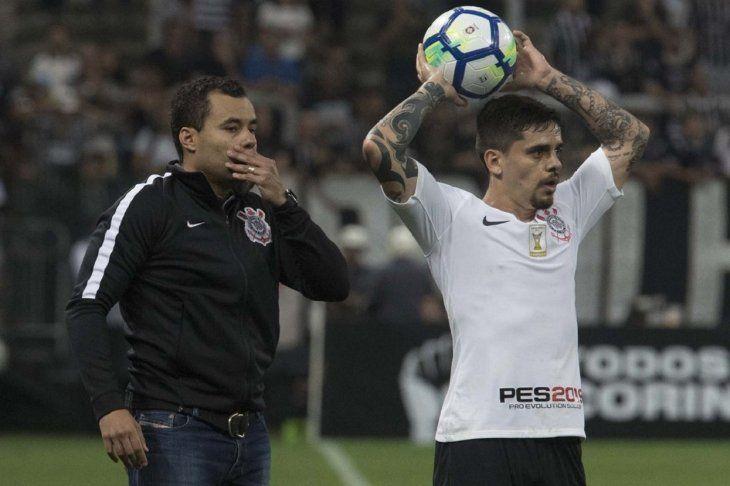 Corinthians se quedó sin DT.