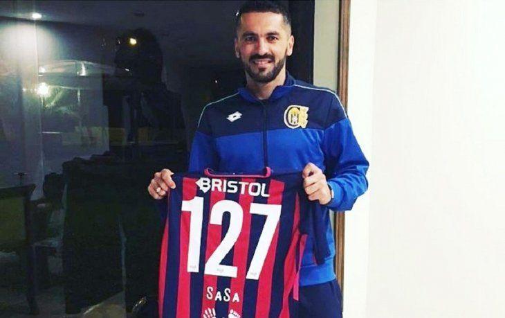 Santiago Salcedo expresó su deseo de terminar su carrera en Cerro Porteño.