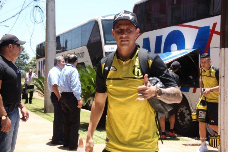 Guaraní también llega a la sede de la final